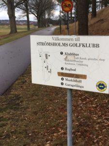Strömsholms Golfklubb, Mölntorp