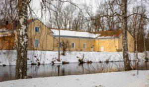 Schenströmska Stallet, Ramnäs
