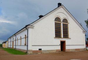 Vita Ridhuset, Strömsholm